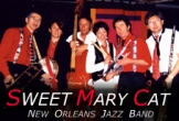 Orchestre jazz Sweet Mary Cat new orleans